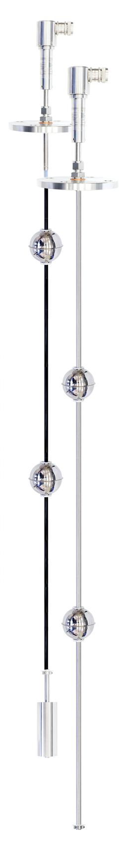 Датчики уровня магнитострикционные ПЛП