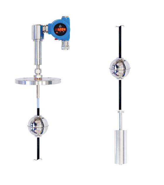 Датчики уровня магнитострикционные ПЛП БИВ-1