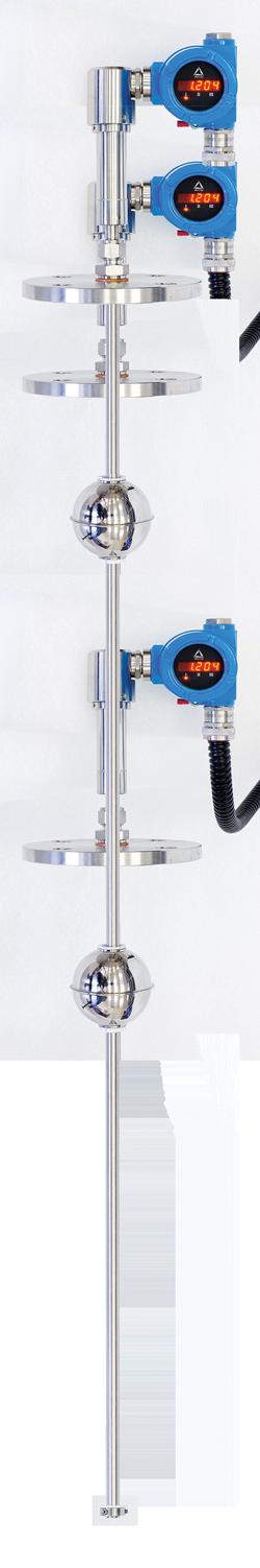Уровнемеры многопараметрические Вектор