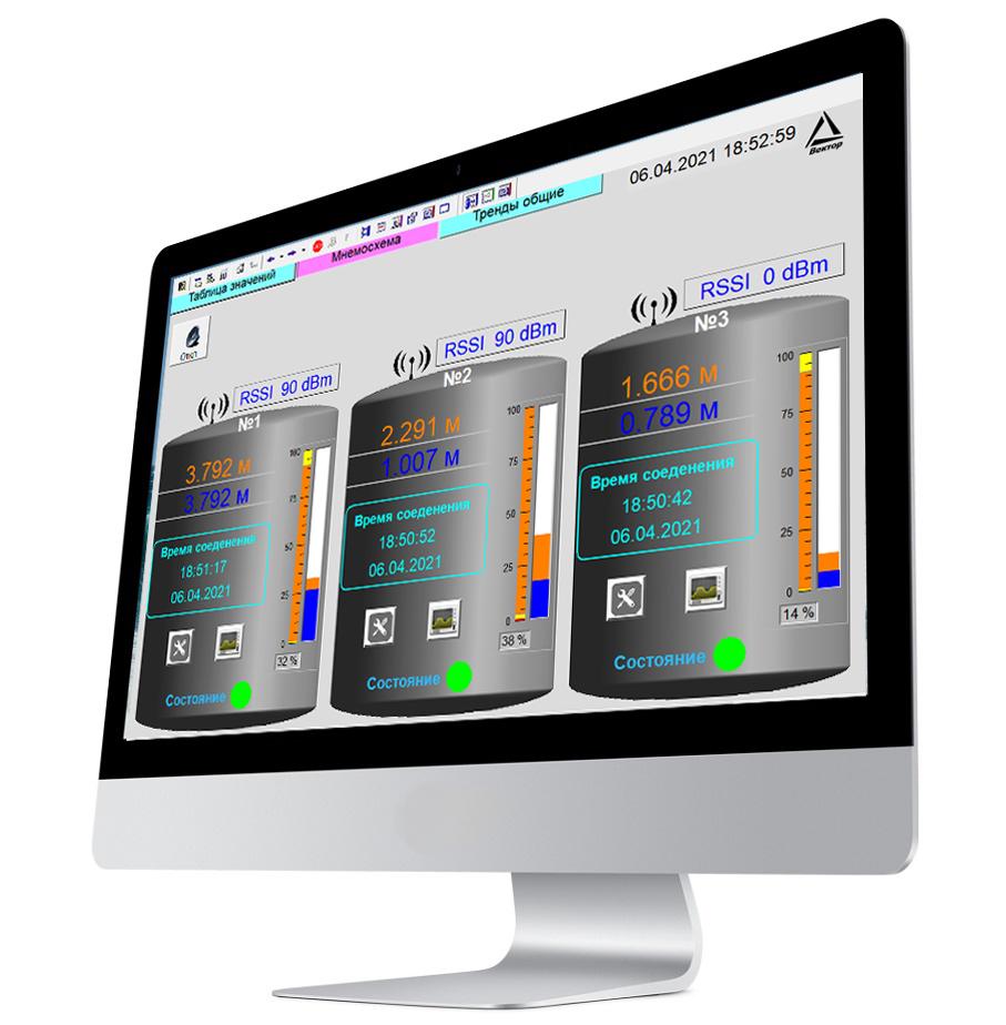 SCADA система